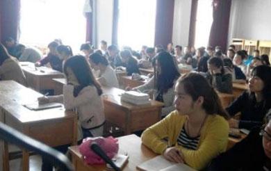 丰宁满族自治县职业技术中专西山分校