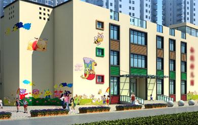 上海浦东东南幼儿园